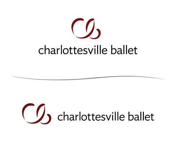 Charlottesville Ballet Logo
