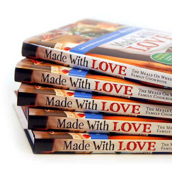 Made With Love Spines