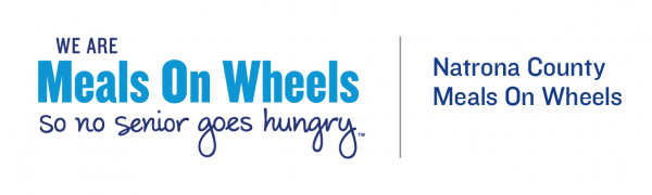 Meals On Wheels logo lockup example
