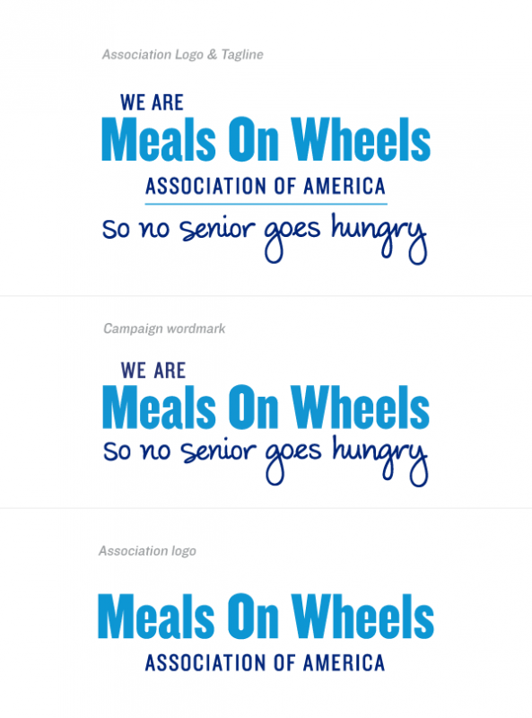 Meals On Wheels Association Logo