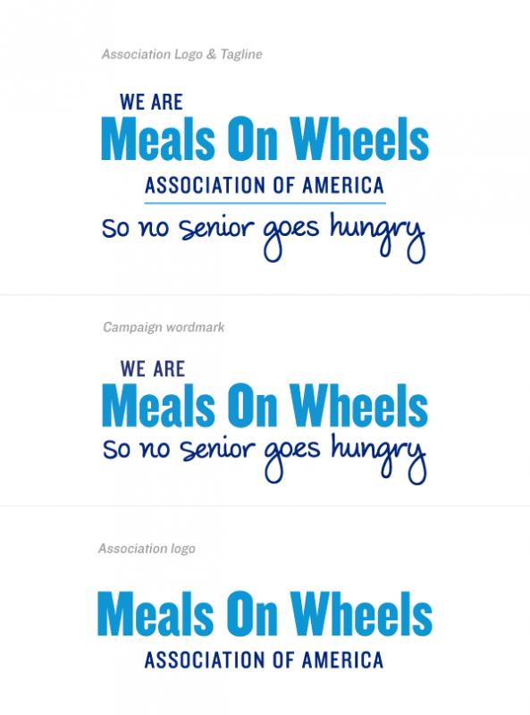 Meals On Wheels Association Logo