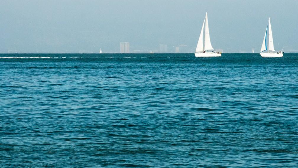 San Francisco sailboats, photography by Lindsay Benson Garrett
